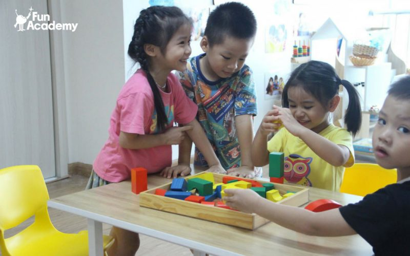 Collaboration with Fun Learning in China